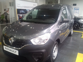 Nueva Renault Kangoo Ii Express Emotion 1.6 Sce Diciembre$$