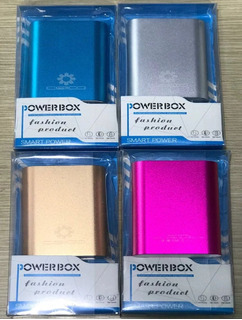 Cargador Portatil Usb Powerbank 5000mah Cp5 19-01-1152