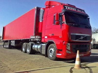 Volvo Fh 12 460 6x2 Globetrotte 2013