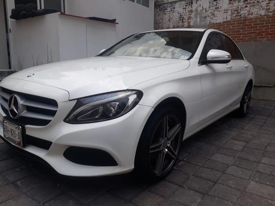 Mercedes-benz Clase C 2.0 200 Cgi Exclusive At