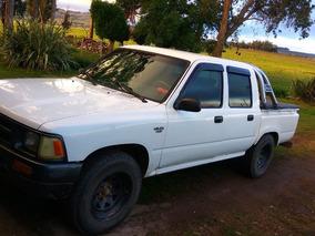 Vendo O Permuto Por Menor Valor Toyota Hilux 2.8 D/cab 4x2 D