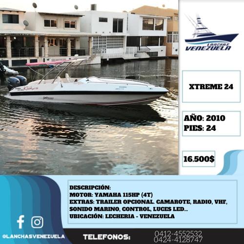 Lancha Xtreme 24 Lv413