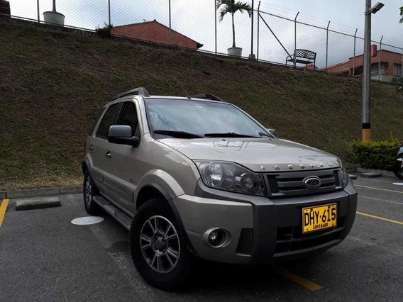 Vendo Cambio Ford Ecosport 2012 4x4