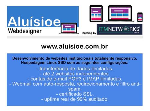 Desenvolvimento E Implantação De Sites Web Institucionais