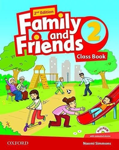 Family And Friends 2 / Class Book / 2nd Edition - Oxford