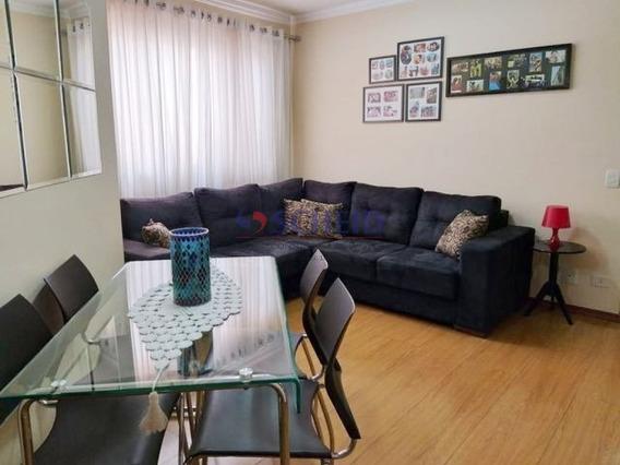 Apartamento Na Cidade Ademar, 2 Dormitórios - Mc8168
