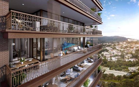 Apartamento Com 4 Dormitórios À Venda, 313 M² Por R$ 2.734.400 - Edifício Myrá - Barueri/sp - Ap0011