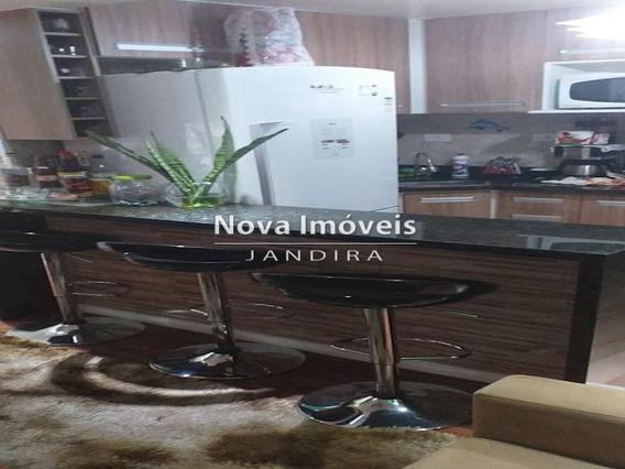Vende-se Apartamento Em Jandira Com Moveis Planejado - 1144