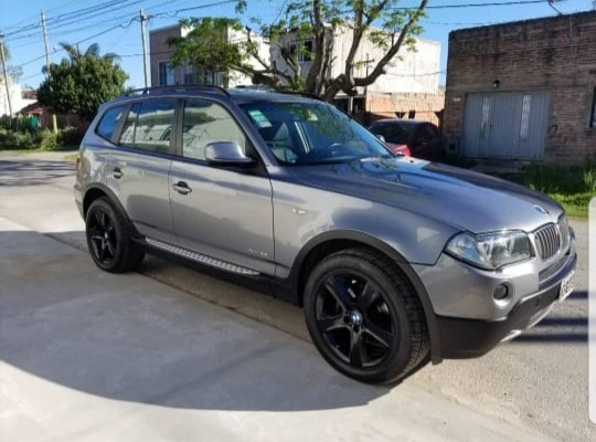 Bmw X3 2.5 Si Xdrive Limited Edition 2010