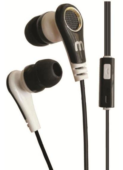 Kit Fone De Ouvido In Ear Com Microfone 50 Pçs 3.5mm P2