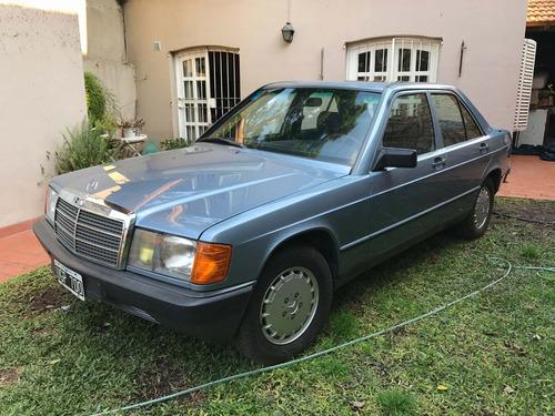 Mercedes Benz Clase E190 1985