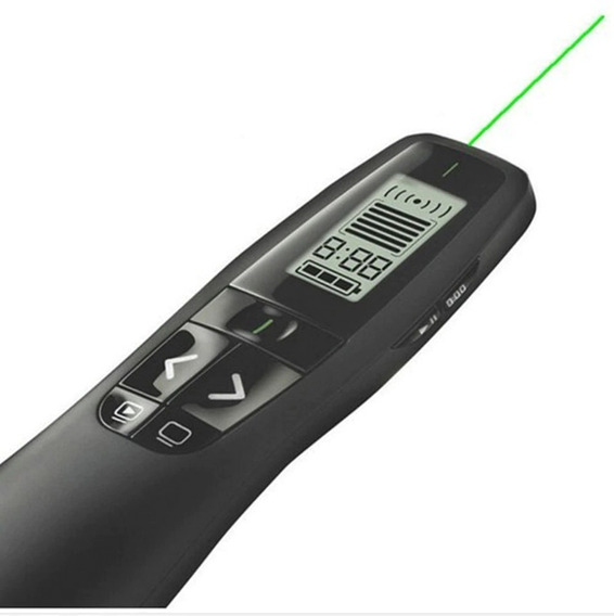 Apresentador Multimidia Logitech R800 Wireless Presenter