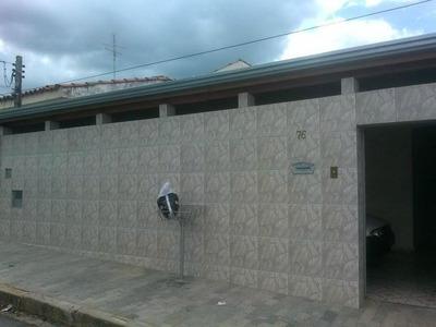 Casa Residencial À Venda, São Bernardo, Campinas. - Ca5648