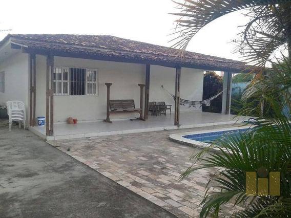 Casa Residencial À Venda, Petrópolis, Maceió. - Ca0059