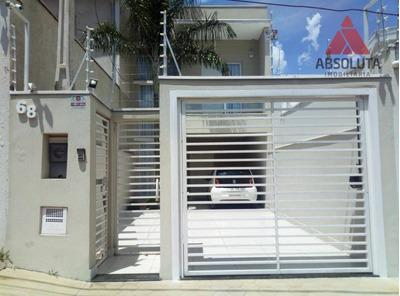 Casa Com 3 Dormitórios (2 Suítes) À Venda, 142 M² Por R$ 615.000 - Jardim Paulistano - Americana/sp - Ca2486