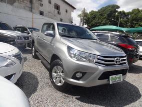 Toyota - Hilux 2.7 Srv Cd 4x4 At 2017