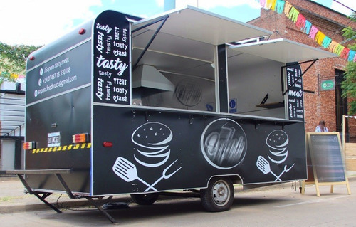 Foodtruck Trailers Remolques