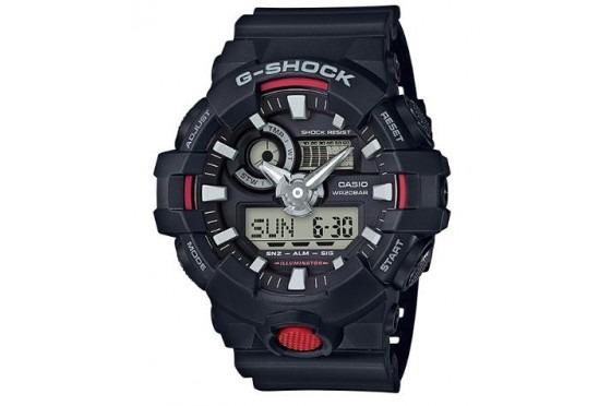 Relógio Casio G-shock Ga-700-1a Masculino