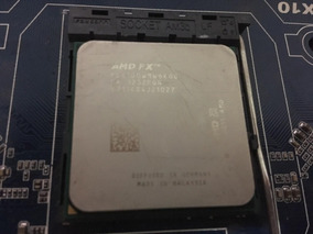 Processador Amd Fx 6100 Six-core Black Edition