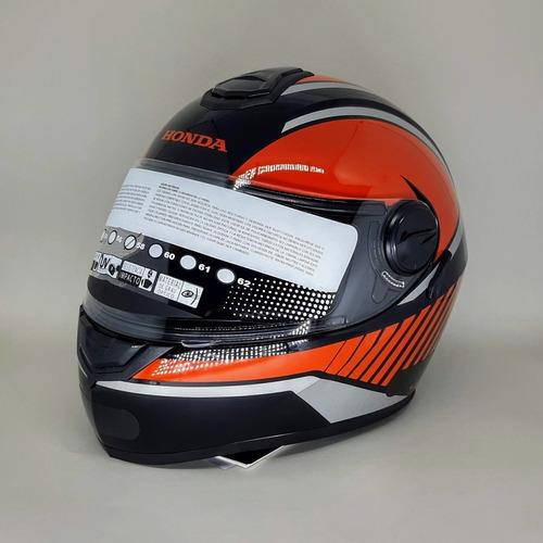 Imagem 1 de 6 de Capacete Honda Hf3 Cg Special Edition - Original Honda