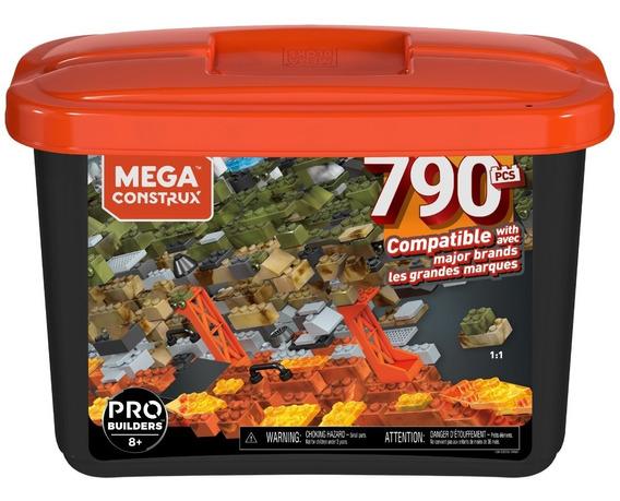Mega Construxmega Caja 790 Micro Bloques