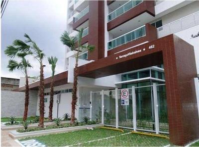 Apartamento Com 3 Dormitórios À Venda, 140 M² Por R$ 640.000 - Adrianópolis - Manaus/am - Ap0378