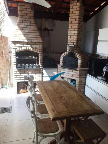 Village Milano, Com 3 Dormitórios À Venda, 120 M² Por R$ 450.000 - Vila Oliveira - Mogi Das Cruzes/sp - Vl0003