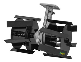 Enxada Rotativa P/ Rocadeira Encaixe 9 Estrias Cabo 28mm Er3
