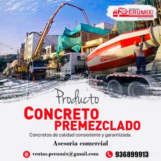 Perumix Concreto Pre-mezclado