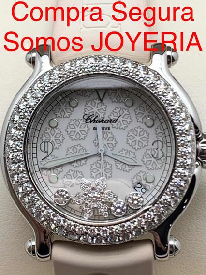 Chopard 89mil Happy Diamonds Dama Edicion Limitada Belleza