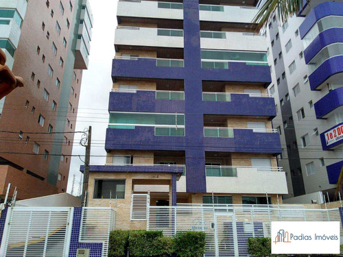 Apartamento Com 2 Dorms, Jardim Marina, Mongaguá - R$ 260 Mil, Cod: 857652 - V857652