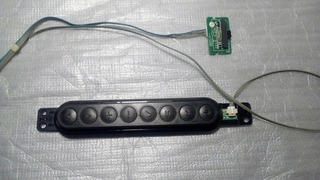 Botonera Y Sensor Infrarojo Tv Led Lg42ln5400