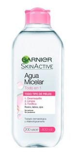 Agua Micelar Garnier Skin Active X 400 Ml