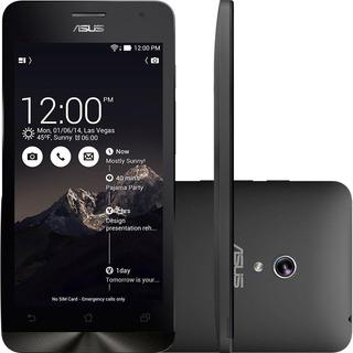 Smartphone Asus Zenfone 5 8gb 1.6ghz A501 Preto   Vitrine
