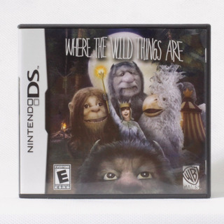 Where The Wild Things Are - Onde Vivem Os Monstros / Ds