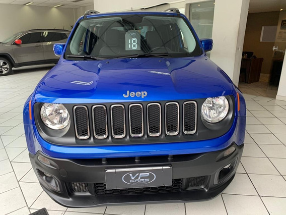 Jeep Renegade Longitude Com 7 Mil Kms