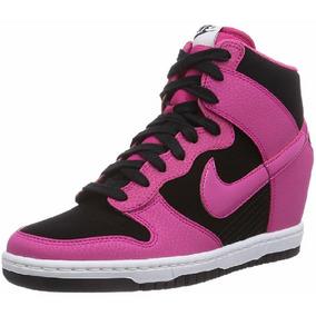 Nike Botas Mujer Dunk Sky High 2 Essential Womens Fucsia Tvb
