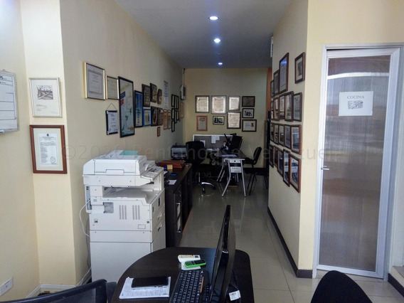 Oficina En Venta Zona Este Barquisimeto 21-5397 Jcg
