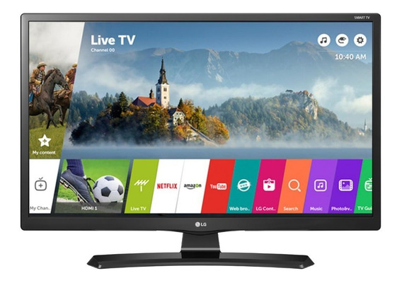 Smart Tv Monitor Lg 28 Led 28mt49s-ps Hd Wi-fi 2 Hdmi