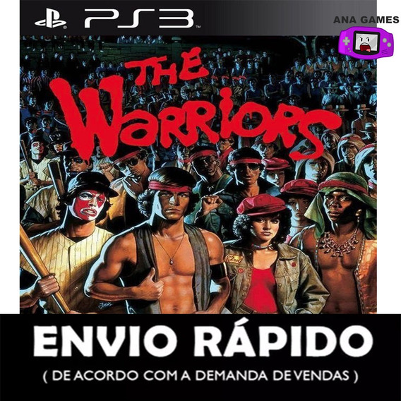 The Warriors Ps3 - Jogo Digital