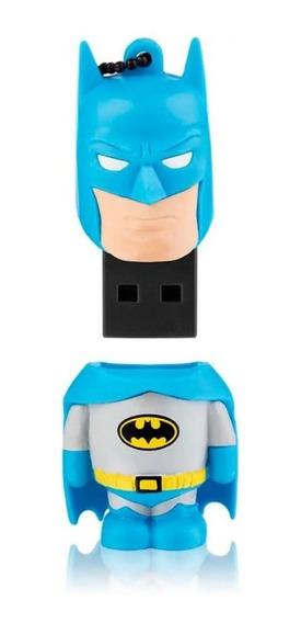 Pen Drive Dc Batman Clássico 8gb Usb Multilaser