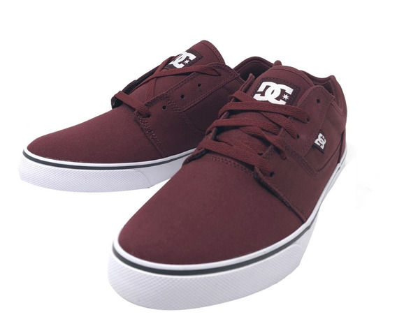 Tenis Dc Tonik Tx Ox Blood Importados 100% Originales
