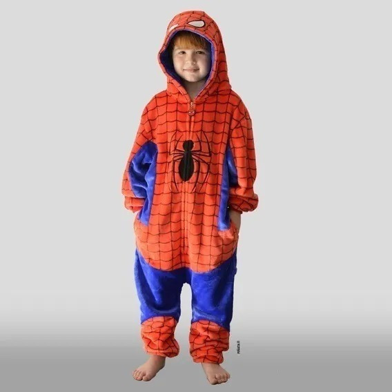 Pijama Para Niños Piñata Mickey Minnie Buzz Capitan Frozen
