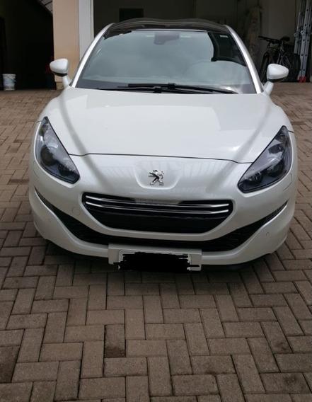 Peugeot Rcz (2014) - 1.6 Automático
