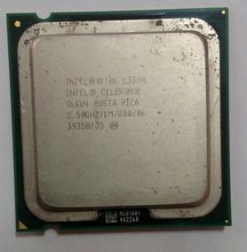 Processador Intel Celeron E3300 2.50ghz/1m/800/06 (lga775)