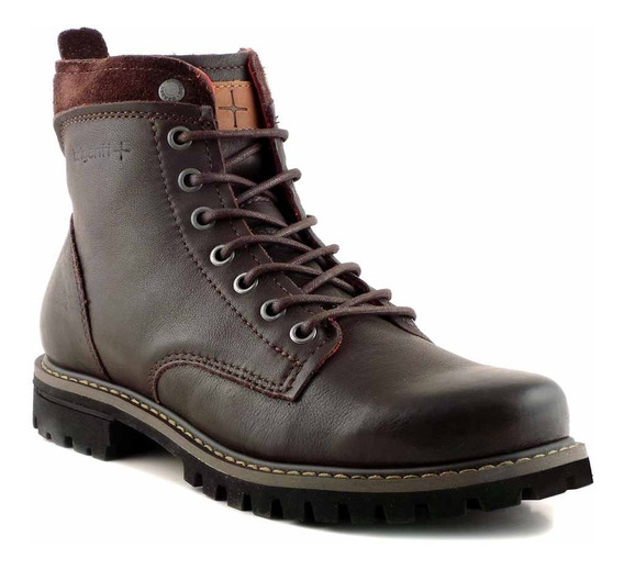 Borcego Mujer Cuero Briganti Bota Zapatos Borcegos Mcbo24884