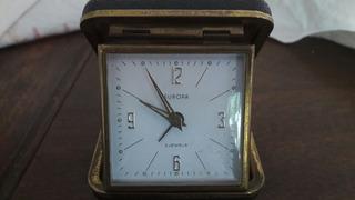 Antiguo Reloj Despertador Marca Europa