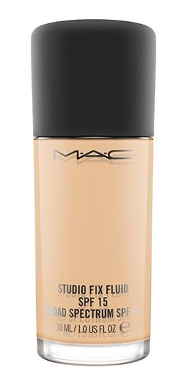 Base De Maquillaje Mac Studio Fix Fluid Spf 15 30ml