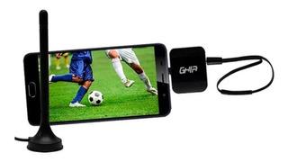 Sintonizador De Tv Ghia Para Dispositivos Moviles