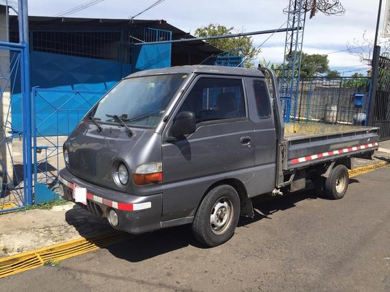 Hyundai Super Porter Excelente Carro De Trabajo Muy Economic